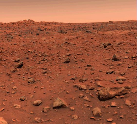 visits to mars - photo #3