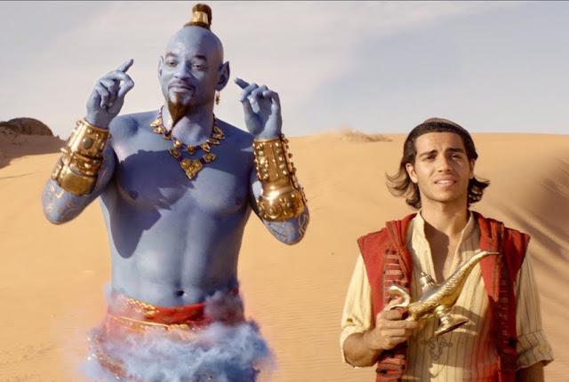 """UCI começa venda antecipada do live-action de """"Aladdin"""""""