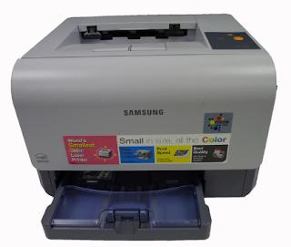 Controlador de impresora Samsung CLP-300 Descarga gratis