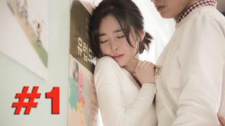 Chịch vợ của bạn sau cửa kính phê lòi, phim sex Hàn Quốc