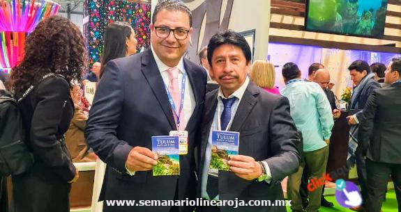 Se consolida Tulum en la Feria Internacional de Turismo (FITUR) 2020