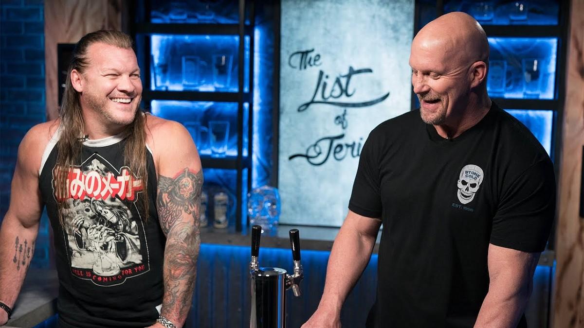 """Chris Jericho: """"A AEW não está competindo com a WWE"""""""