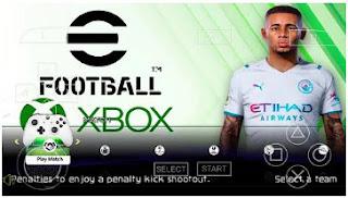 Download eFootball PES 2022 PPSSPP New Menu Update Best Graphics Kits & Latest Transfer Update Season 2021