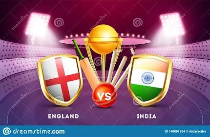 IND vs ENG 2021 Live Match