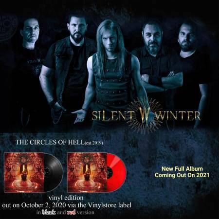 "SILENT WINTER: Κυκλοφορούν το ""The Circles Of Hell"" σε βινύλιο. Νέο άλμπουμ στα σκαριά"