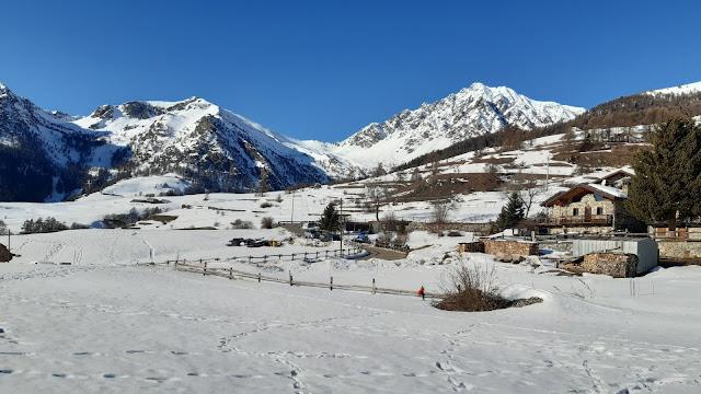 Inverno Europeu - Férias na Montanha