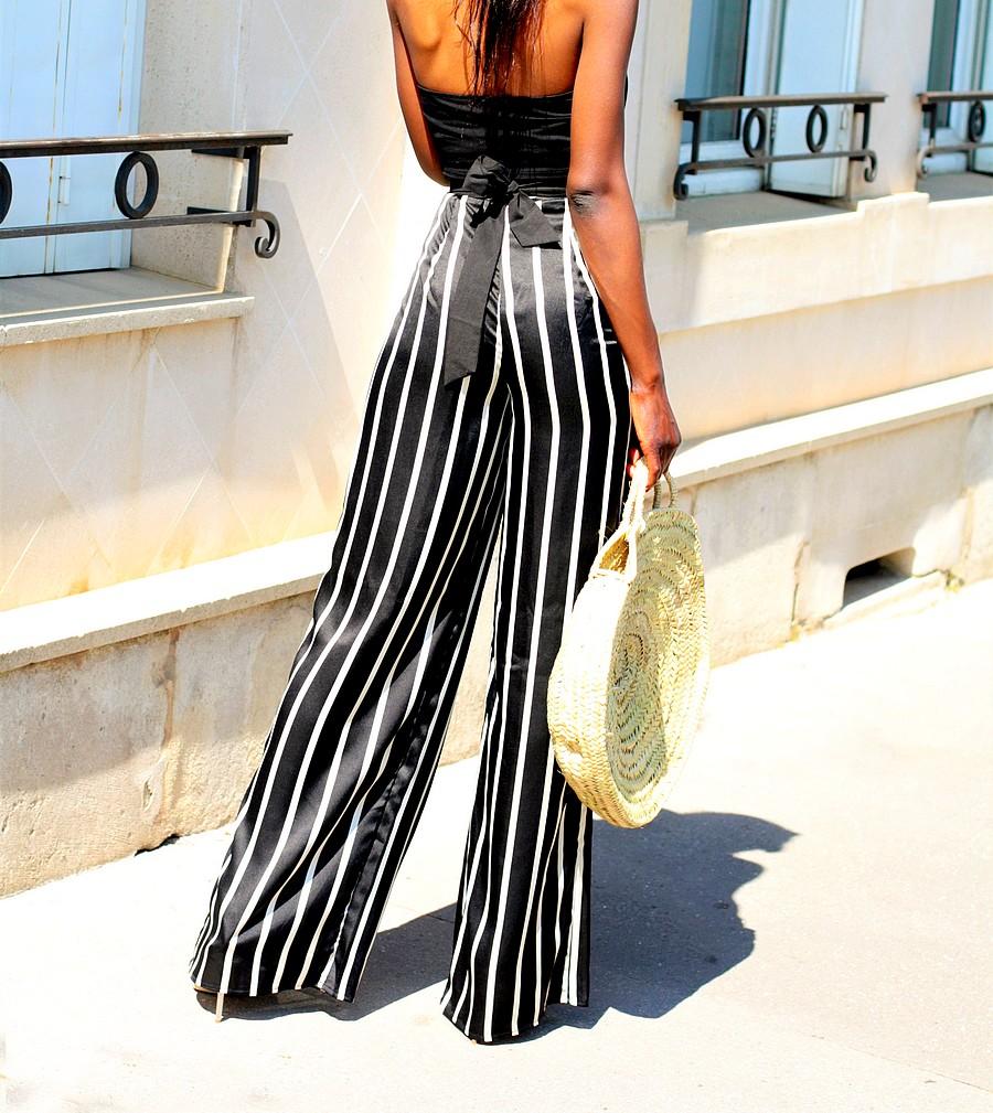 pantalon-large-taille-haute-pas-cher