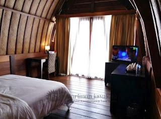 jendela room hotel java paradise