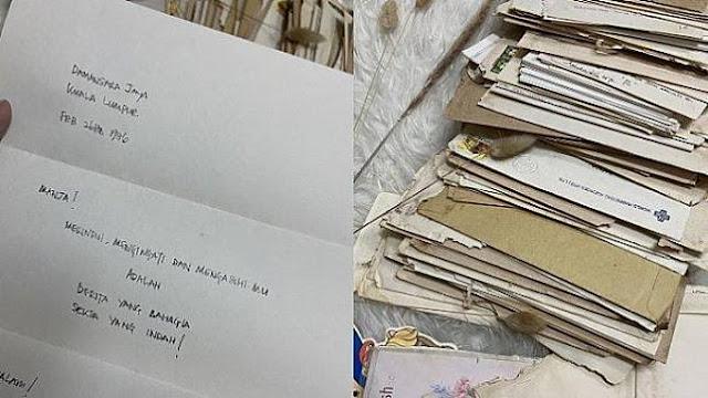 Temukan Surat-surat Rahasia Masa Lalu, Wanita Ini Akhirnya Tahu Alasan Ibunya Rela Menjanda 21 Tahun