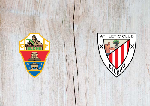 Elche vs Athletic Club -Highlights 22 January 2020