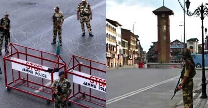 Lockdown and curfew go into 30 consecutive days in IoK