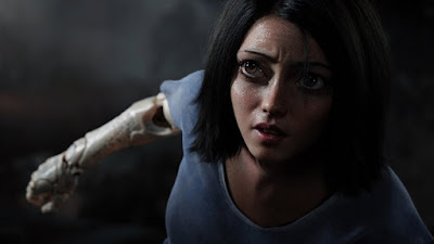 HORRIBLE - Llega el primer tráiler del live action de Battle Angel Alita.