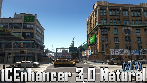 iCE Natural GTA 4 Mod