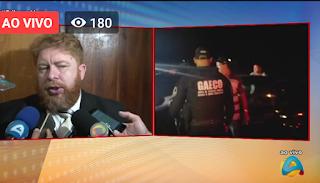 Vereadores de Santa Rita, na PB, são presos suspeitos de forjarem congresso em Gramado, RS