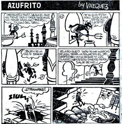 El DDT  contra las penas nº 34 (10 de Enero de 1952)