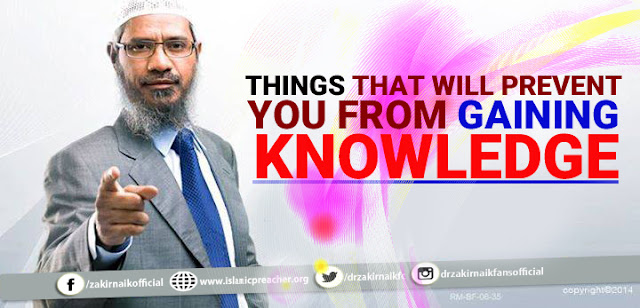 6 Things That Will Prevent You From Gaining Knowledge