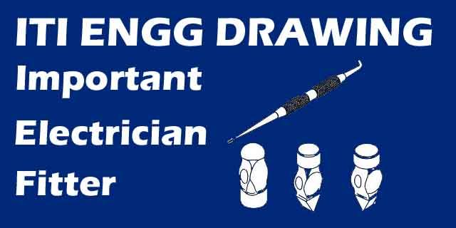 ITI engg Drawing