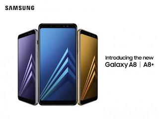 Samsung Resmikan Galaxy A8 2018 dan A8+ 2018 (spesifikasi)