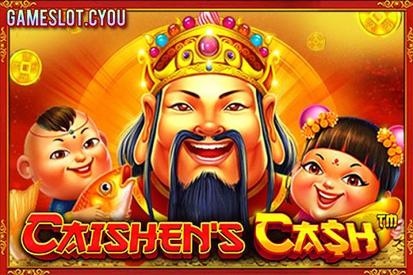 Caishen's Cash - Game Slot Terbaik Pragmatic Play
