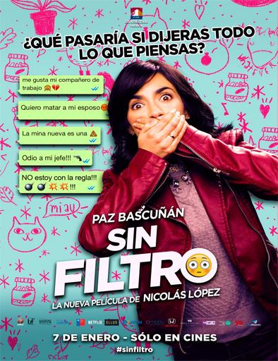 Ver Sin filtro (2016) Online