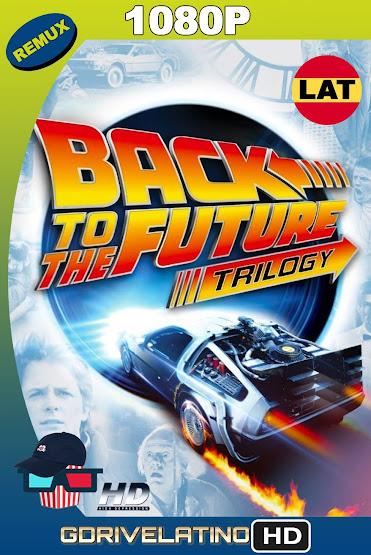 Volver al Futuro (1985-1990) Trilogía BDRemux 1080p Latino-Ingles MKV
