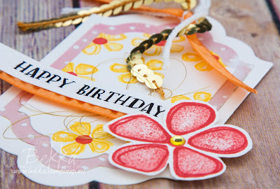 Fresh Fruit Birthday Gift Set Featuring the Suite of the Week - Fruit Stand from Stampin' Up! UK - Buy Stampin' Up! UK here