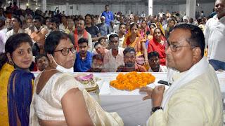 BREAKING: पूर्व मंत्री भगवान सिंह कुशवाहा 8 को करेंगे नामांकन, CM नीतीश पर जमकर बरसे, लोजपा के राष्ट्रीय अध्यक्ष से हुई बात