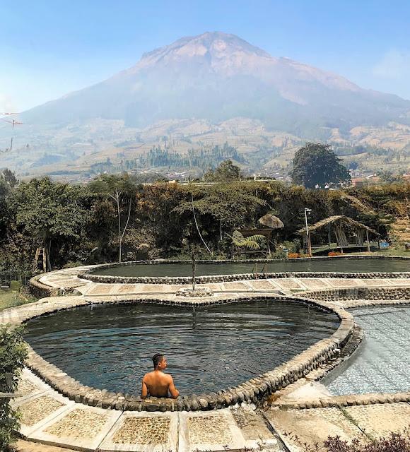 Wisata Terbaru Di Lereng Gunung Sindoro
