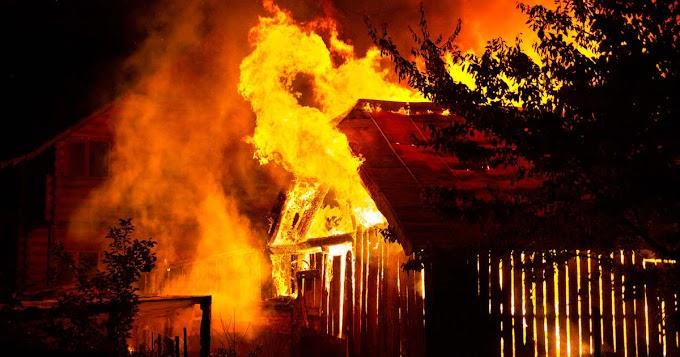Tűz ütött ki egy törökszentmiklósi lakóházban
