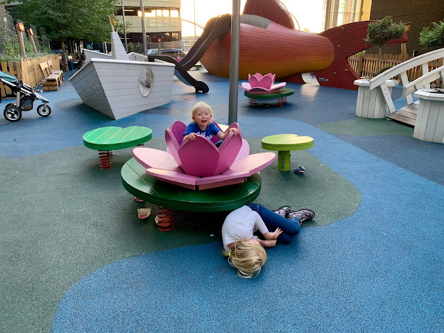Westfield Stratford Playground