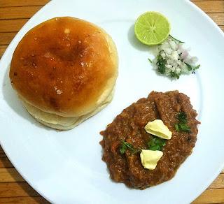 pav bhaji recipe thehoggerz.com
