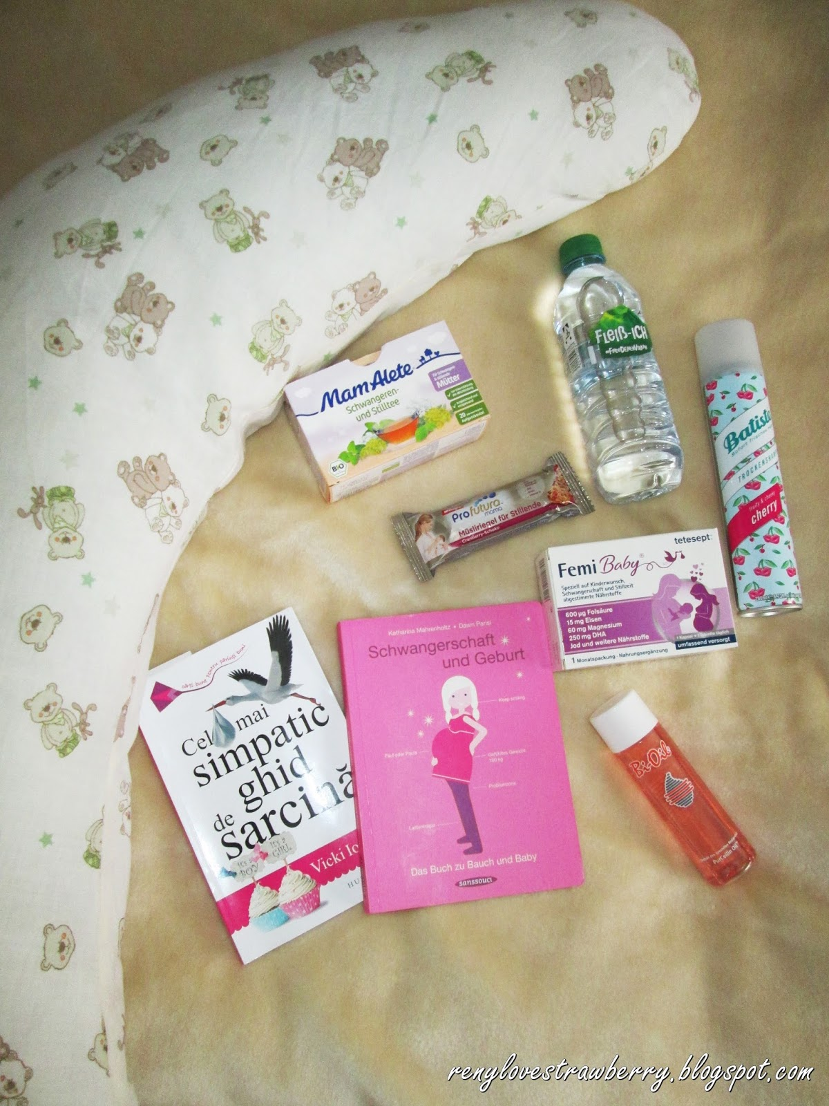 ad070392ede78 Strawberry Love by Reny: 9 PREGNANCY MUST-HAVES