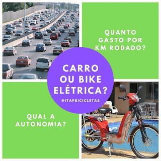 ITAP Bicicletas eletricas