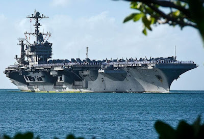 5 Reasons Why US Military Carriers Are Difficult to Conquer