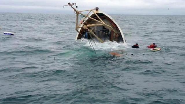 غرق مركب على متنه 11 شخص من بينهم بحارة من ولاية المهدية