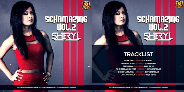 SCHAMAZING VOL.2 - DJ SHERYL