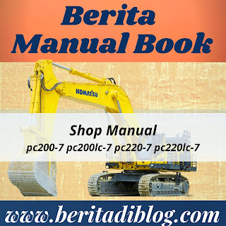 PC200-7 -PC200LC-7 PC200-7B PC200LC-7B PC220-7  PC220LC-7 shop manual pdf