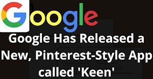 keen app  क्या है और कैसे यह पिंटरेस्ट से बेहतर है?