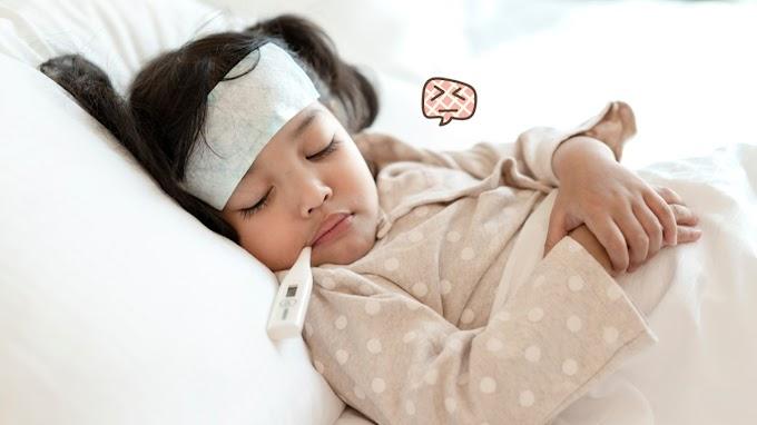Jaga Imunitas Anak di Masa Pandemi dengan Cukupi Asupan Gizi