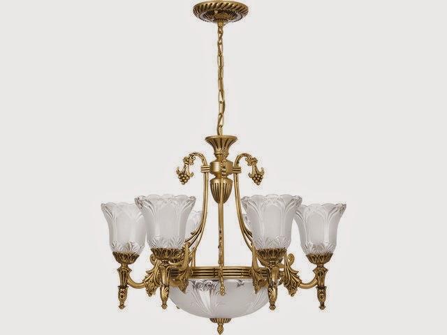 design interioare candelabre clasice