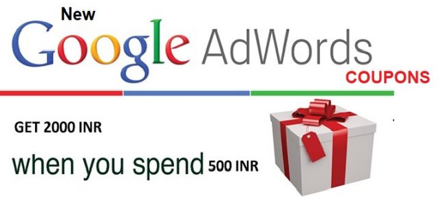 Buy Adwords Coupon | Get 2000 Free Google Ads Money - Bookmarks