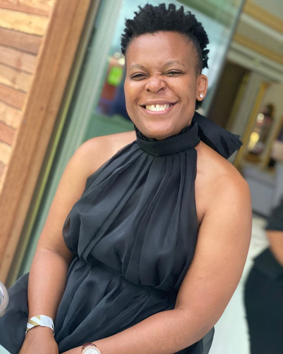 Zodwa Wabantu Spends R240 000 On Bodyguards For One Day