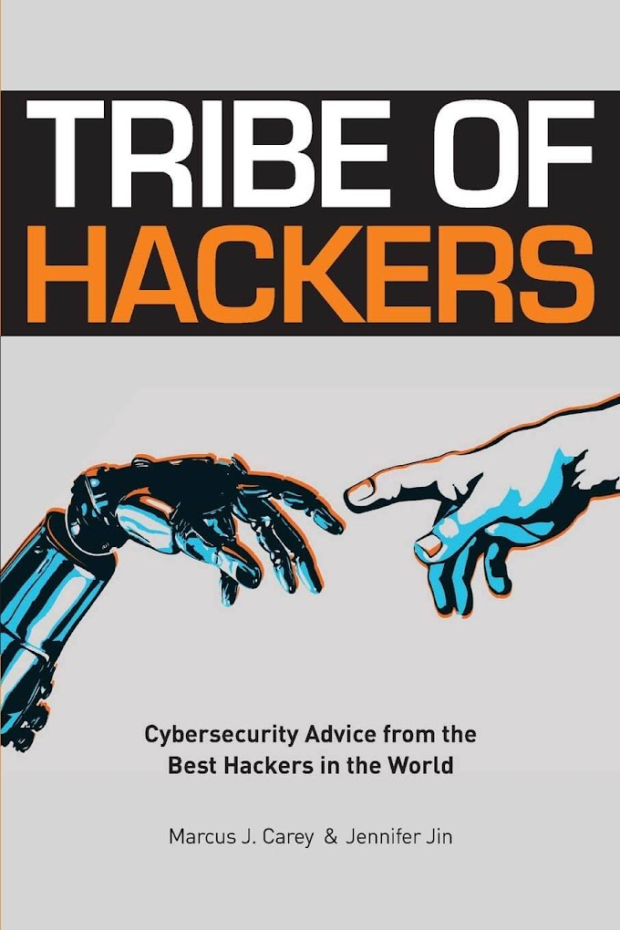 Tribe of Hackers by Marcus J. Carey FREE Ebook Download