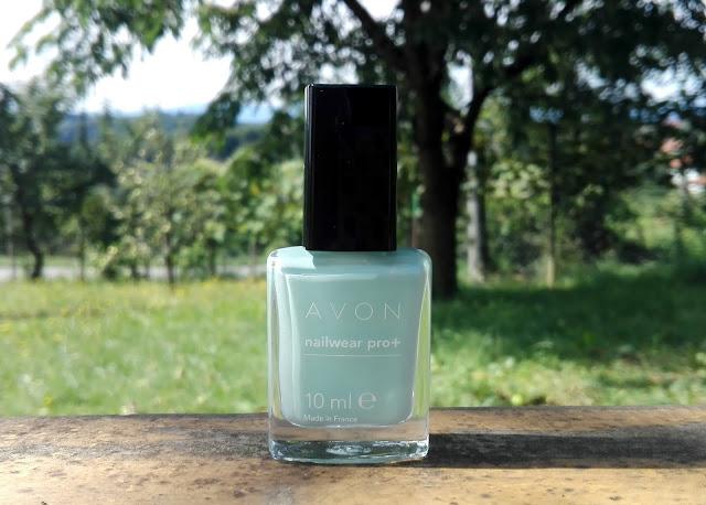 Avon Nailwear Pro+ Minty