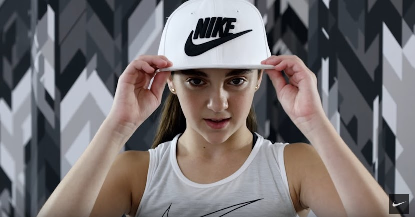 pretty nice 881ae c5b1d Watch Kaycee Rice Marvelously Dance In New Nike x Commercial ...