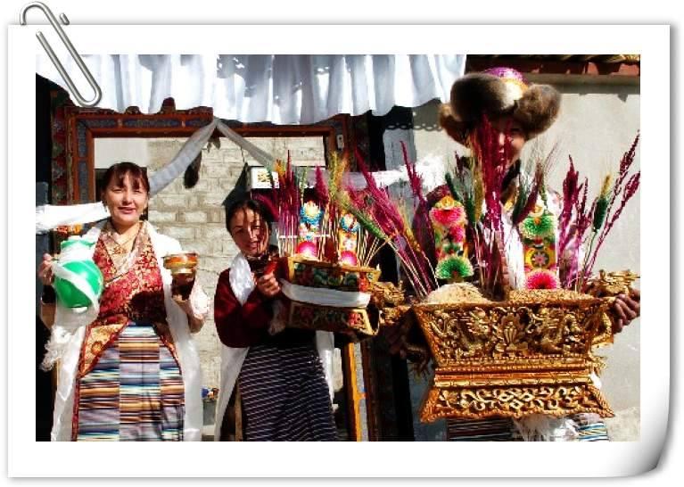 西藏藏曆新年
