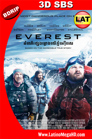 Everest (2015) Latino HD 3D SBS BDRIP ()