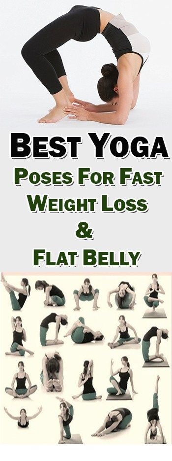 Corona Health Avoid: BEST YOGA POSES FOR FAST WEIGHT LOSS ...