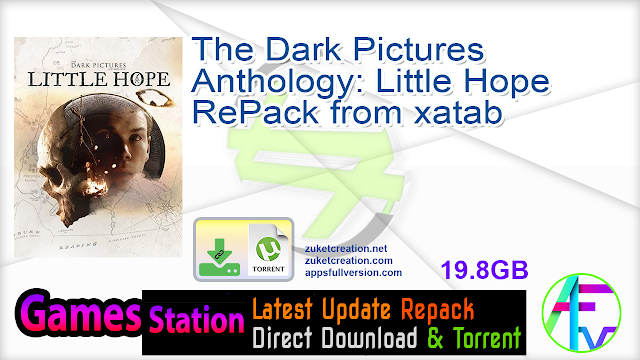 The Dark Pictures Anthology Little Hope RePack from xatab