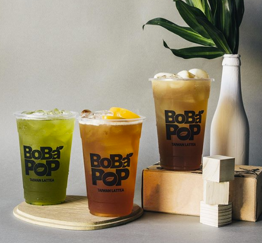 Nov. 8-10 | BOGO FREE Drinks @ Boba Pop - Garden Grove